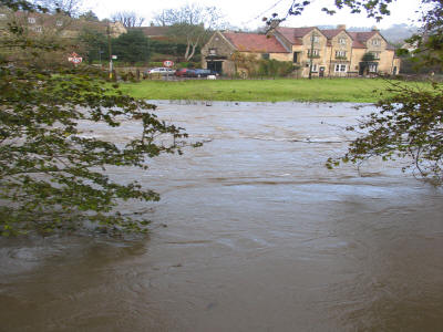The Inn at Freshford Under Flood Threat