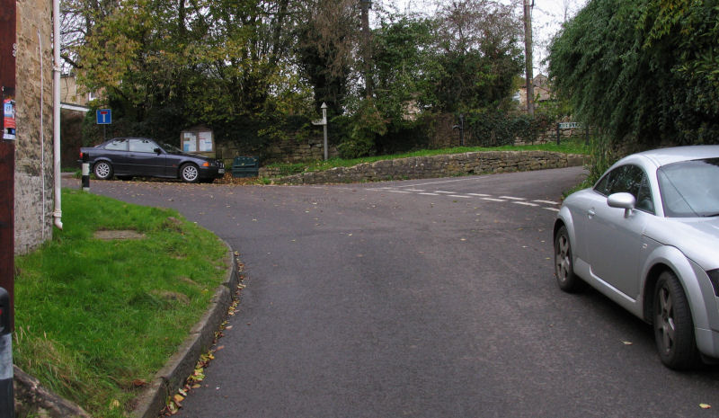 Freshford lane at Park Corner